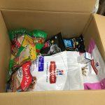 今日も支援物資が届きました。ありがとうございます!